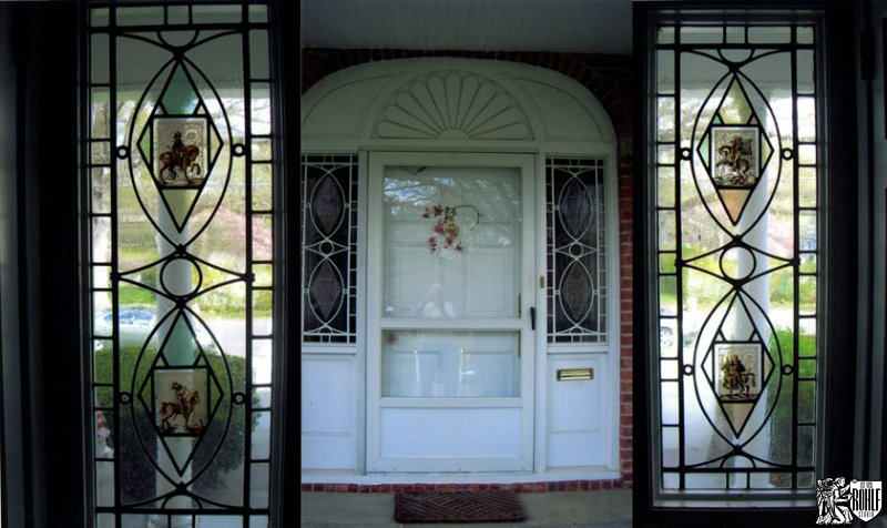 Residential Rohlf S Stained Amp Leaded Glass Inc