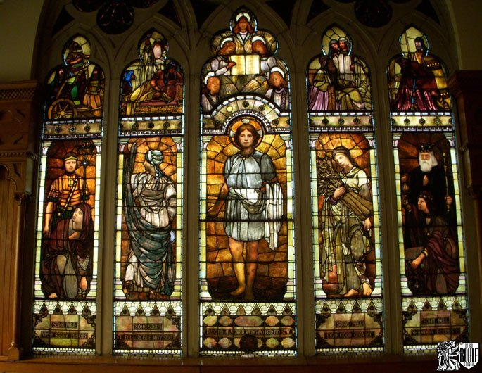 Stained Glass Window Restoration And Conservation Services